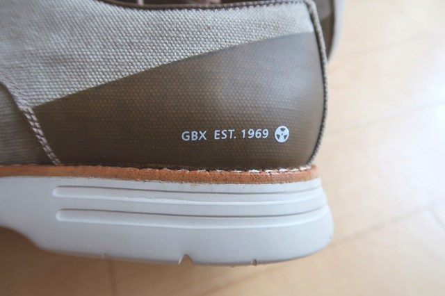GBX1969年創業刻印
