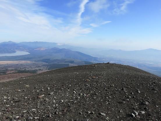 山の標高と気圧