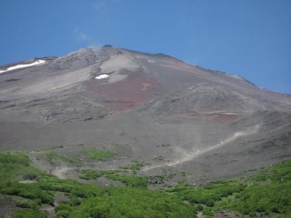 標高の高い山で高山病・気象病発症リスク