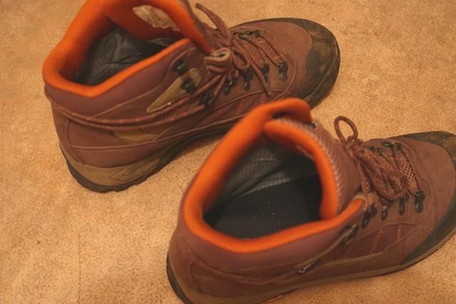 シリオPF302登山靴