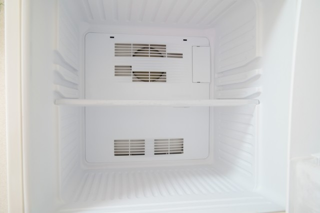 冷蔵庫を使ってプラティパスを乾燥