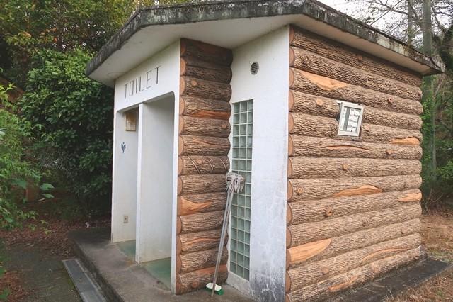 みやま運動公園のトイレ