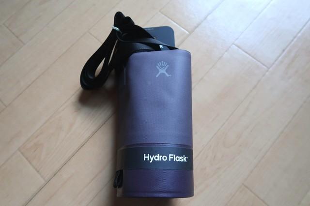 水筒入れ(ボトルカバーケース)HydroFlask全体の写真
