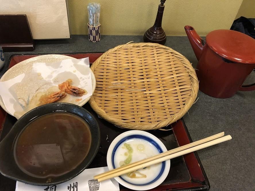 相州の蕎麦湯