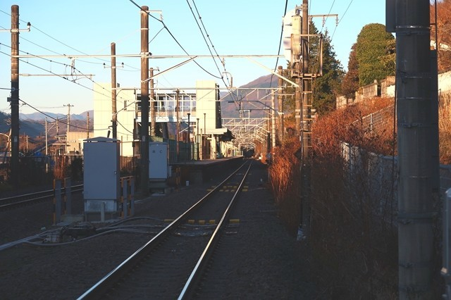 JR藤野駅を起点にして陣馬山登山開始