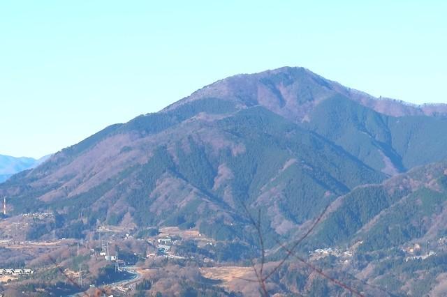 権現山の景色