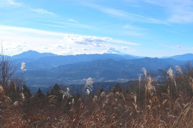 岩戸山・小渕山・鷹取山陣馬山からの景色