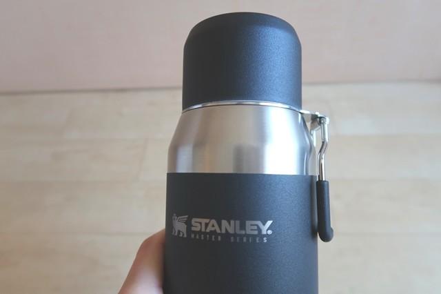 スタンレーの持ち手アップ