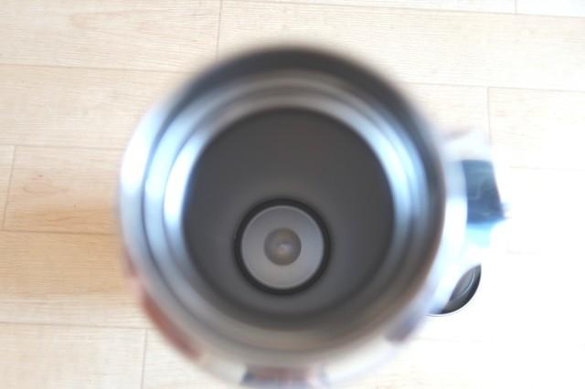 スタンレー水筒の中身の様子