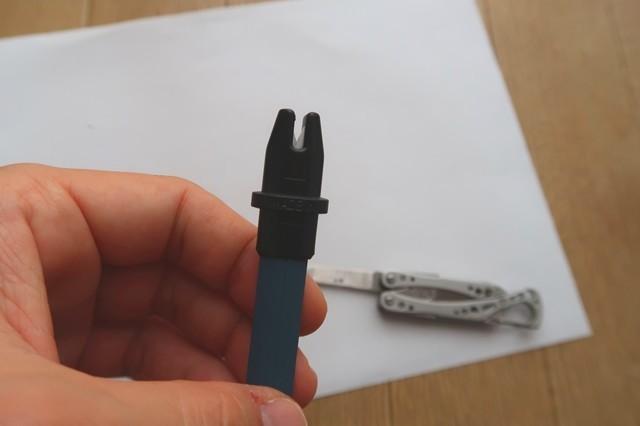 勝手の良いV字タイプの研ぎ器シャープナー