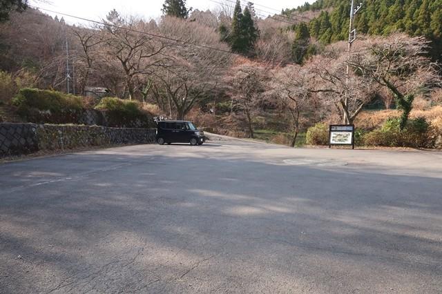 夕日の滝(夕日の滝バンガロー)の無料駐車場