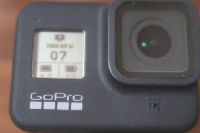 撮影モードや、電池の充電状況の確認の仕方