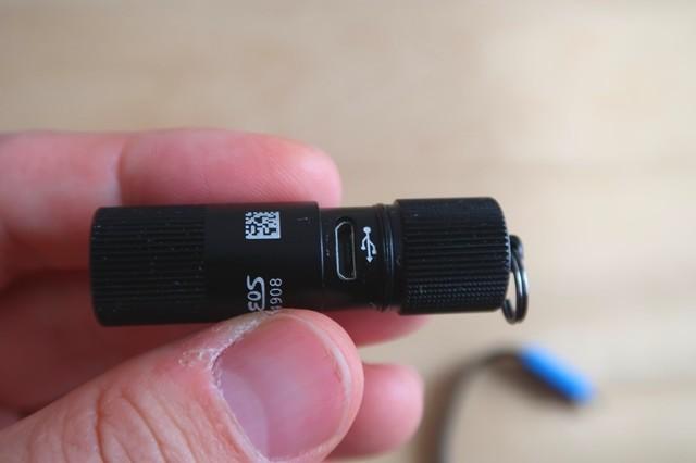 オーライト小型懐中電灯1R2EOS