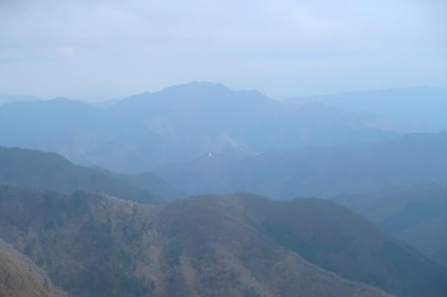 三頭山景色