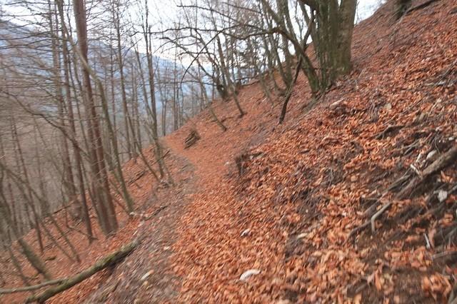岩岳尾根歩き登山ルートの詳細