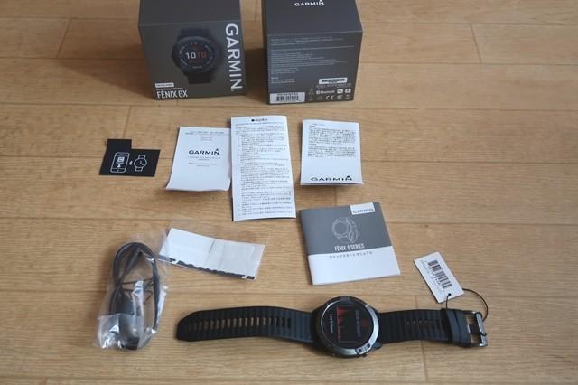 おすすめのFENIX6X登山用GPSソーラー腕時計の使い方