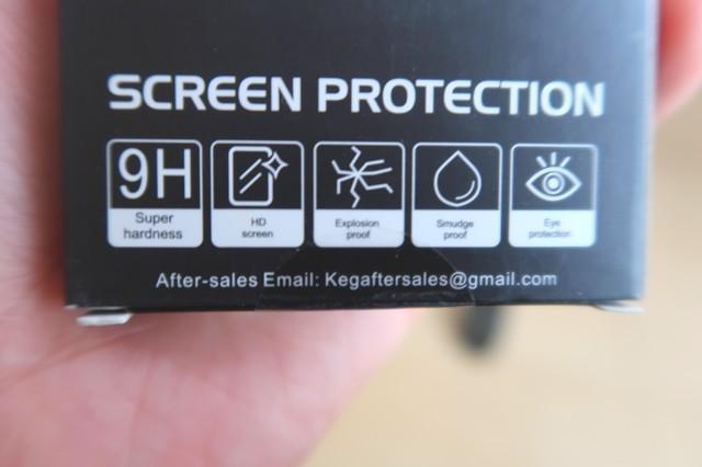 ガーミンGPS腕時計におすすめの画面保護フィルム貼り方