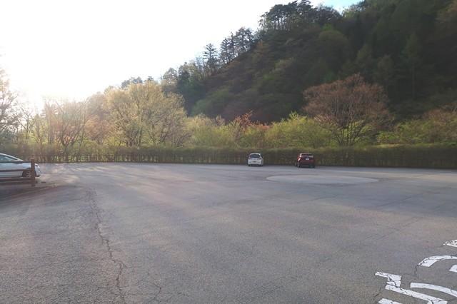 宝鉱山無料駐車場