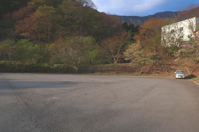 宝の山ふれあいの里駐車場