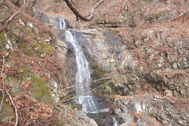 初滝アップの写真