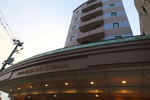 ホテルパークイン富山