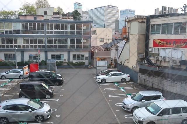 ホテルパークイン富山の近くの有料駐車場