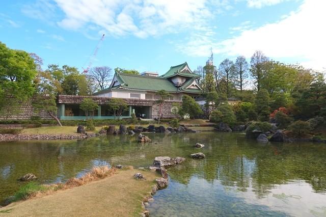 佐藤記念美術館アップの写真