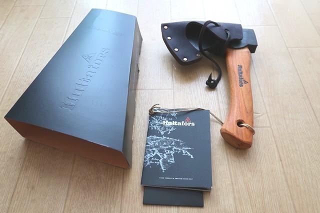 ハルタホースの手斧