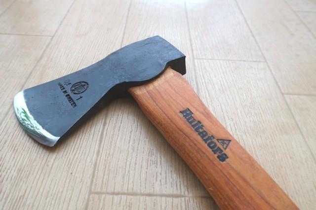 ハルタホース斧
