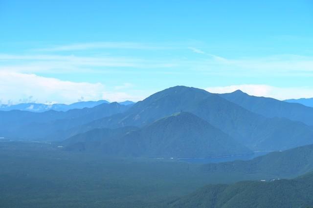 日本200名山毛無山