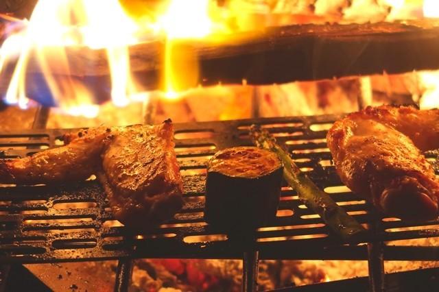 山飯調理にも使える万能スパイスと調理中の火加減