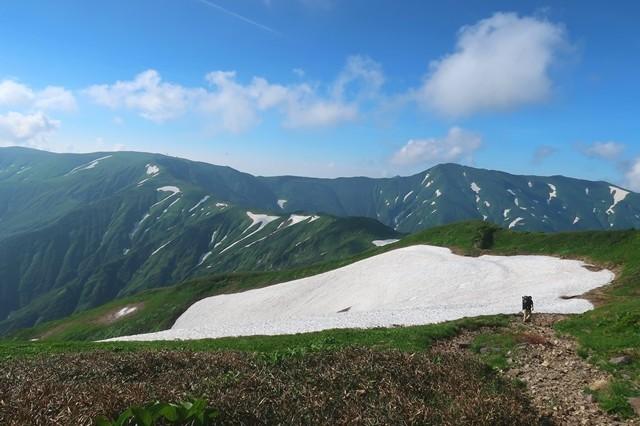 日本じゃない景色飯豊連峰