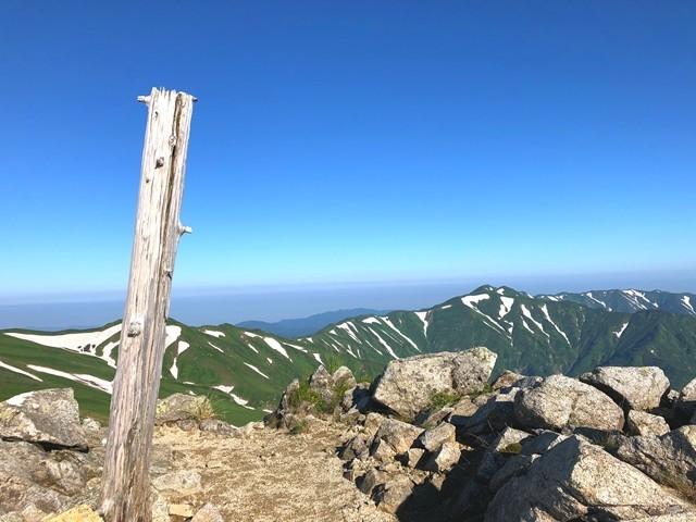駒形山山頂
