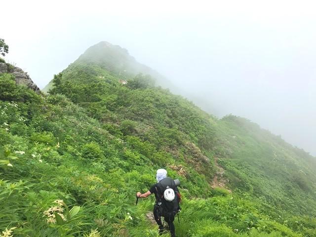 宝珠山の山頂