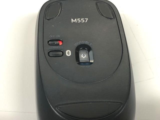 マウスの電源スイッチ