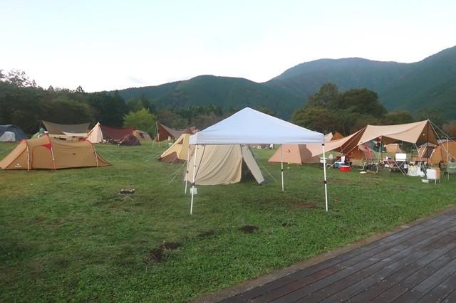 高級なテント