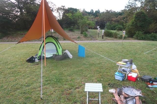 ムササビウィングと山岳テント