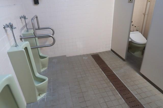 田貫湖キャンプ場のトイレは綺麗