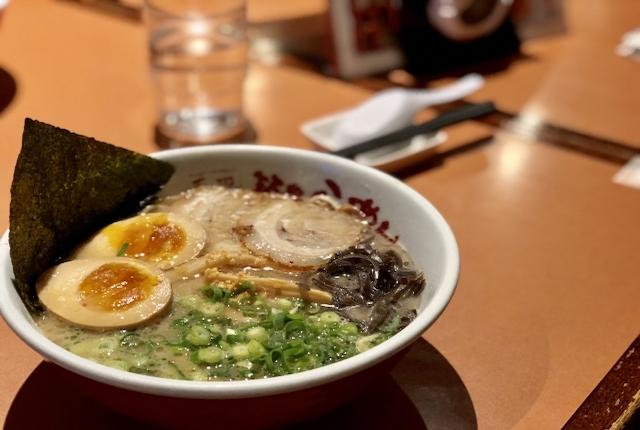 東京でもうまいラーメンは食える