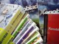 電撃新刊8冊買いとか久しぶり。ゼノブレイドは特典付きが売ってたの