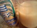 ドロッとしてて白濁した甘い液。