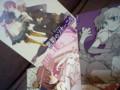 『紫影のソナーニル』ランダム複製原画セット内訳。