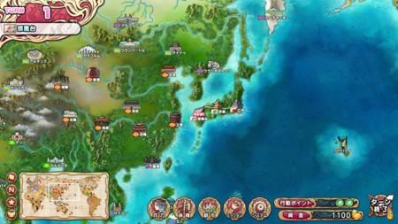 九州エリアから始まる世界征服……!