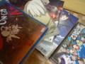 アニメの未視聴BDが増えていく…。