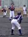 2月26日島田イーグルスランナー1塁