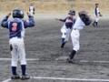2月26日島田イーグルス三盗
