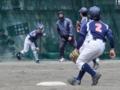 4月21日盗塁阻止