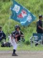 ホークスの旗の下