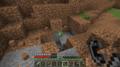 Sv6-6.png:Minecraftサバイバル生活6-32(村の整地中に・・・)