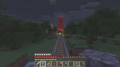 Sv6-76.png:Minecraftサバイバル生活6-36(リフォームできなくて線路で妨げる